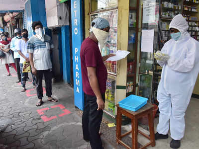 Coronavirus: Covid hotspots in India down to 129 from 170 in a fortnight