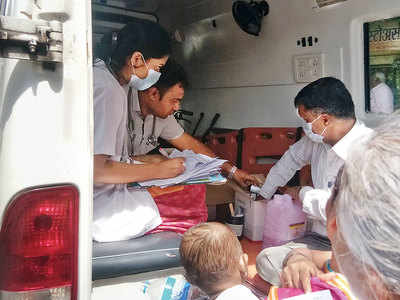 Hospitals to treat calamity-struck free of cost: PMC