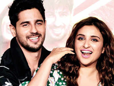 Sidharth Malhotra addresses link-up rumours with Kiara Advani at the trailer launch of Jabariya Jodi