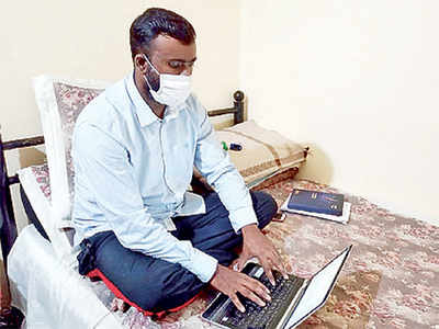BBMP volunteer lives to tell the tale