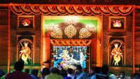 Pune: Hatti Ganpati Mandal celebrates 129 years with 35-foot replica of Kedar Nath temple