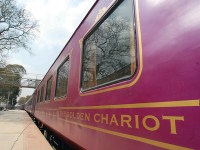 IRCTC to resume luxury Golden Chariot service from March 22