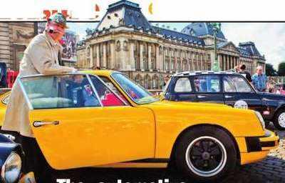 The automotive adventures of Tintin