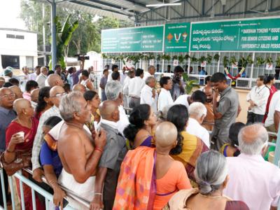 Kids, elders can visit Tirupati Balaji temple as Covid-19 restrictions ease