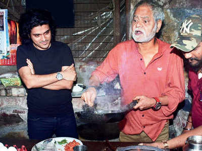 Sanjay Mishra revisits his struggling days