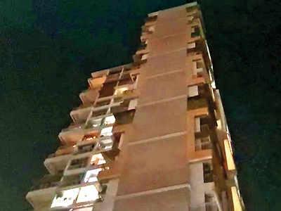 Teen jumps off 17th floor apartment in Kalyan