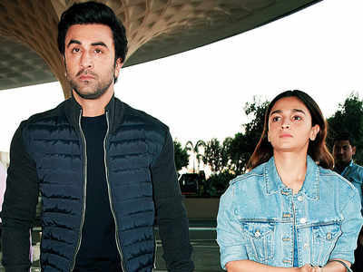Ranbir Kapoor and Alia Bhatt are nearing the finish line