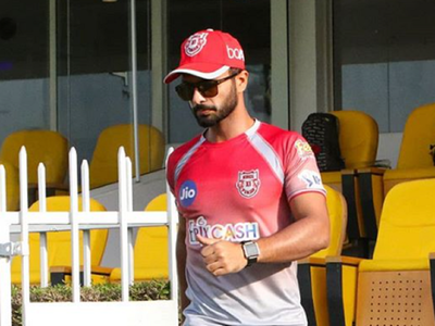 Mandeep Singh: Will be tough to come back now