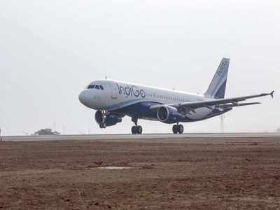 Pune-Jaipur IndiGo flight declares full emergency, diverts to Mumbai