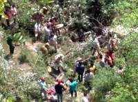 Mussoorie: 6 Delhiites injured after SUV falls into gorge