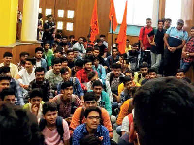 BSc students up in arms against advanced exams