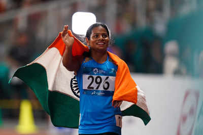 Dutee Chand qualifies for the semi-final of 2019 World University Games