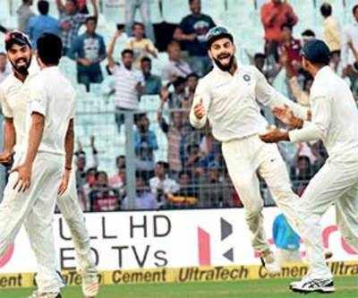 India vs Sri Lanka, 1st Test, Day 5: Visitors escape Indian roar