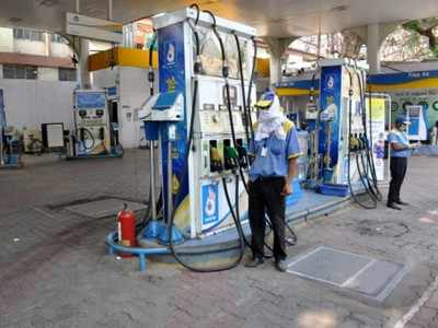 Petrol, diesel prices unchanged on Friday