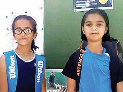 Tirthrajsinh wins men's title in state ranking tournament
