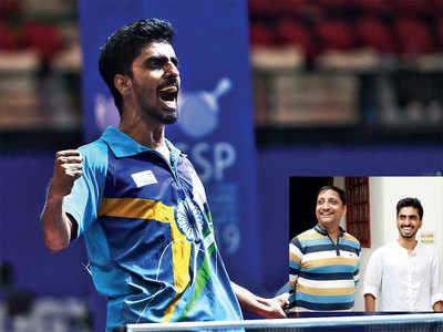 'I enjoy the struggle,' says Sathiyan Gnansekaran recalling his journey
