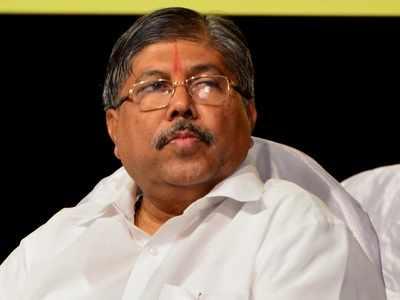 Chandrakant Patil says Prithviraj Chavan was chief minister when MSCB probe started