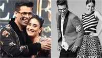 If Karan Johar was the Prime Minister of Bollywood, here's what Kareena Kapoor Khan will be appointed as!
