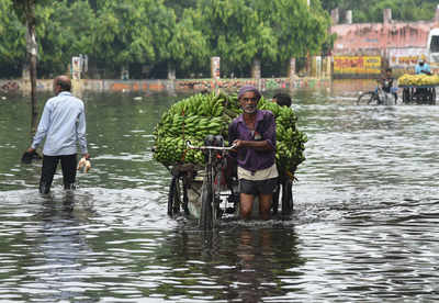 Over 2100 dead, 25 lakh affected in monsoon rains, floods across India