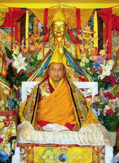 'Pro-China' Tibetan lama is deported from Bengaluru