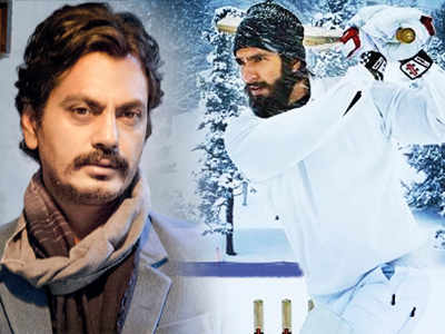 Nawazuddin Siddiqui to play cricket coach in Kabir Khan's upcoming project featuring Ranveer Singh