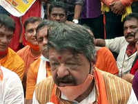 Many leaders from TMC will join BJP, in touch with few of them: Kailash Vijayvargiya