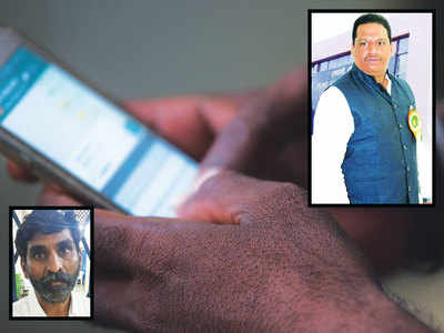 Leader turns killer with 'online supari'