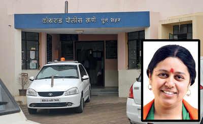 BJP's Medha Kulkarni faces assault case
