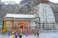 Kedarnath Temple priests continue sit-in protest to disband Devasthanam Board