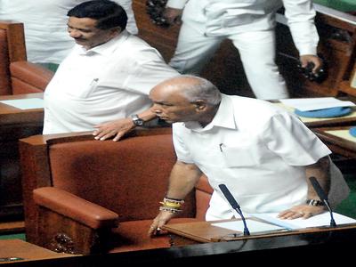 Karnataka politics: BS Yediyurappa gets the chair back, quite easily