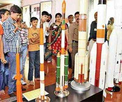 Young minds explore opportunities in space
