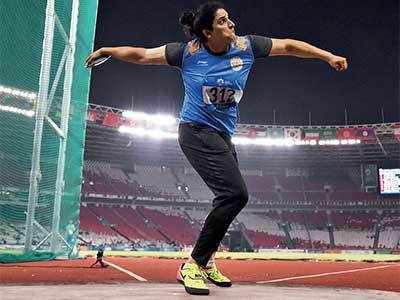 Asian Games 2018: Seema Punia wins Bronze