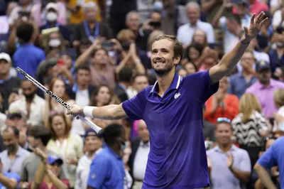 Breaking news live updates: Medvedev wins US Open to shatter Djokovic's Grand Slam dream