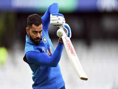 There is only opportunity that lies in front of us, says skipper Virat Kohli ahead of semi-final against New Zealand