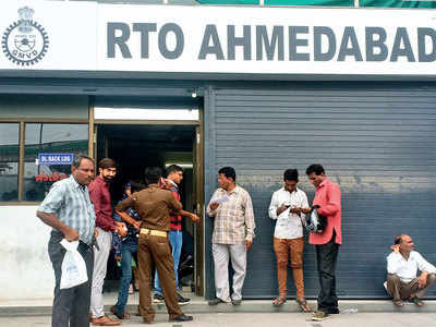 Aadhaar valid proof at RTO? Not here