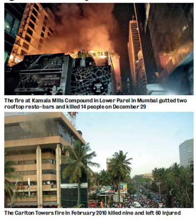 Kamala Mills to Kailash Bar Fire: No Lessons learnt