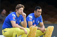 CSK look to contain Russell in clash against KKR