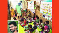 In this Telangana village, tribal children get their first lesson