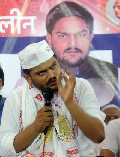 Hardik Patel conducts FB poll; over 22,000 vote in response