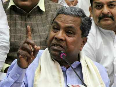 Siddaramaiah hits out at Prime Minister Narendra Modi  for dyslexia jibe