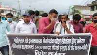 Hindus protest outside Pak Embassy in Kathmandu over temple construction in Islamabad