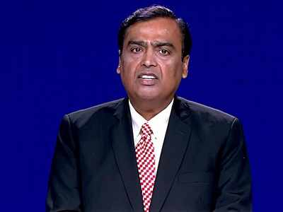 Equity indices in negative zone, Reliance gains over 9% post AGM