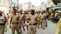 UP cops read out court order declaring Kairana MLA Nahid Hasan as absconder
