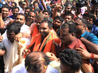 BJP's K.Surendran to file fresh nomination after Left Democratic Front says he has 243 cases against him