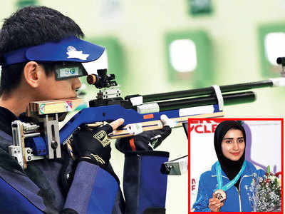 Japan's strict laws, USA's economic sanctions in Iran hinder shooters' progress