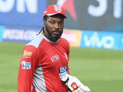 KXIP vs SRH: Chris Gayle was set to play but down with food poisoning, says Anil Kumble