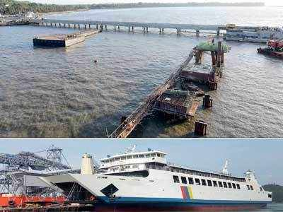 Ro-Ro water transport ferry to begin next month, will ease Mumbai-Alibaug travel