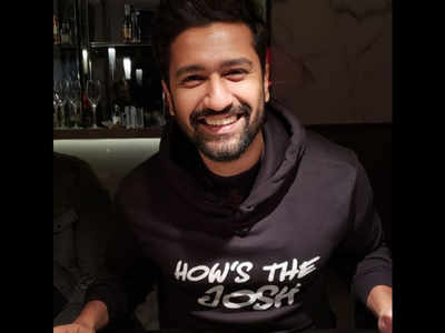 Vicky Kaushal explains the true meaning of 'How's the josh?'