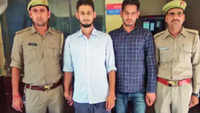 Noida: Haryana cop's son, friend held for Rs 3 crore Amex credit card fraud