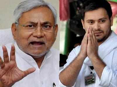 BJP extends support to Nitish Kumar after he resigns as Bihar Chief Minister